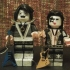 LEGO GIANT MASTER OF ROCK KISS SPACEMAN GUITAR image