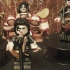 LEGO GIANT MASTER OF ROCK KISS STARCHILD VOICE AND GUITAR image