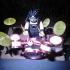 LEGO GIANT MASTER OF ROCK KISS DRUMS image