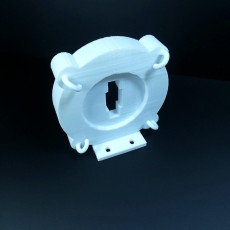 Picture of print of candy bag holder