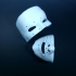 Purge Election Year Style Mask print image