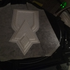 Picture of print of Skyrim Questmarker