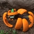 Halloween Pumpkin Spider Transformer image