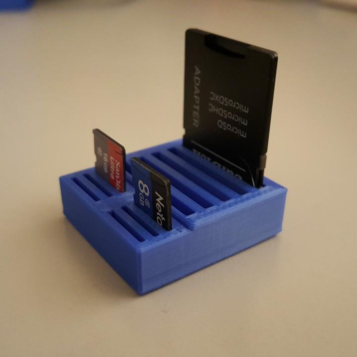 SD & MicroSD holder
