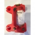 B'Twin Hoptown 500 Lock and Bottle holder image