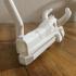 Pump handle print image