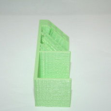 Picture of print of CD Holder