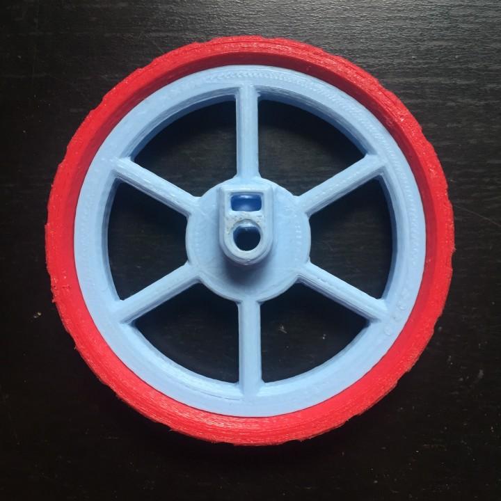 Flex Wheels