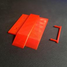 Picture of print of Mini Skateboard Ramp