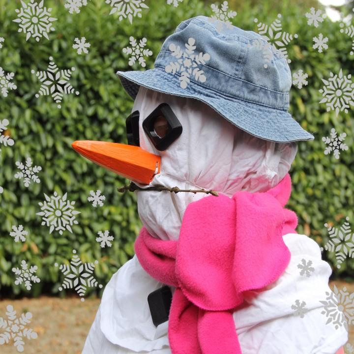 Snowman Costume Accessories