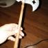 Cherokee tomahawk image