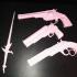 RDR2 volcanic pistol image