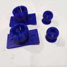 Picture of print of Surround Sound Speaker Wall Mount