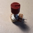 Spare Potentiometer Knob for synth or guitar image