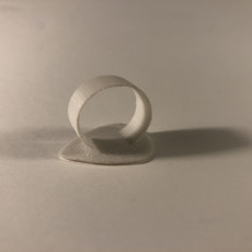 Picture of print of Guitar Pick Ring