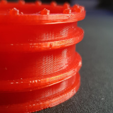 Picture of print of 1.9 RC 6 Spoke Beadlock wheel This print has been uploaded by Daniel Andersson