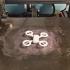 futuristic cargo drone image