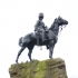 Monument to the Royal Scots Greys in Edinburgh image