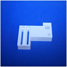Picture of print of Tronxy xy100 Z mounting switch spare part