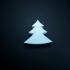 Christmas tree DJ contoller image