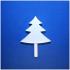 festive Christmas tree image