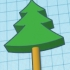 festive Christmas tree primary image