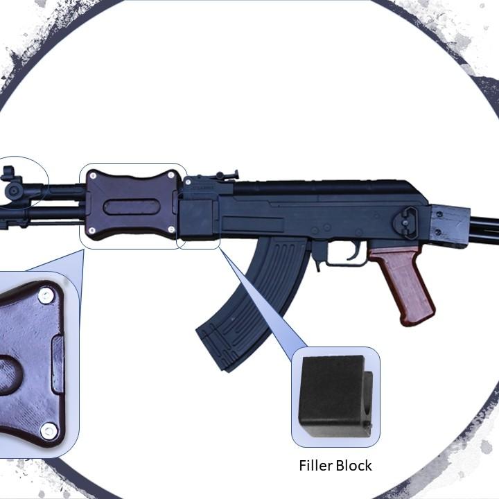 Fallout 3  Chinese  Assault Rifle