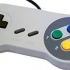 SNES controller without chord image