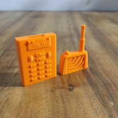 Picture of print of USB Walkie Talkie
