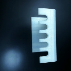 Picture of print of oral-b electric toothbrush holder