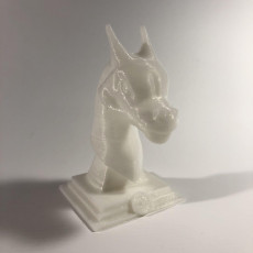 Picture of print of Charizard Trophy