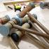 Croquet Mallet Bumper image