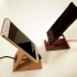 Wooden Harmony Magnetic Phone Stand image