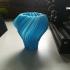 Wired Spiral Vase image