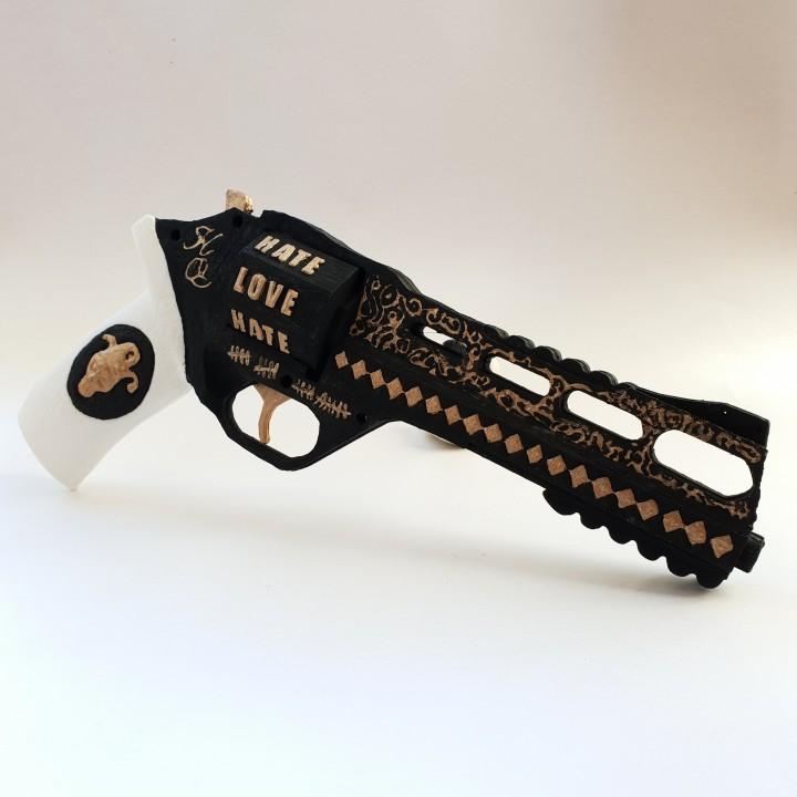 Harley Quinn Gun