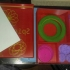Spirographe avec Boite imprimer en Dual couleur image