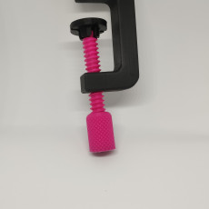 Picture of print of The Simple C-Clamp