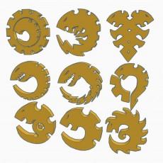 40k - Genestealer Cult Icons