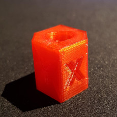 Picture of print of Calibration Cube by Dan Salvador