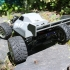 MyRCCar 1/10 OBTS Chassis Updated. Customizable chassis for On-Road, Buggy, Truggy or SCT RC Car image