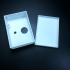 Li-Ion Rechargeable Motion Sensor print image