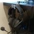 Desk-Side Headset Mount image