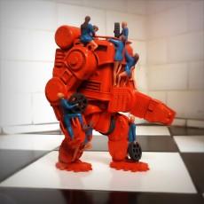 Robot Steampunk