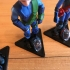 Action Figure Baseplate Stand image