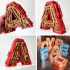 LETTER A STEAMPUNK, LETTER A image