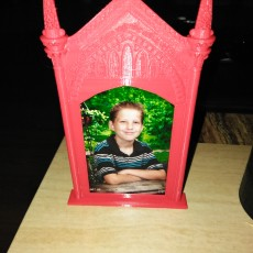Mirror of Erised picture frame, Harry Potter (no supports)