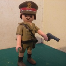Playmobil Compatible Colt M1911A1