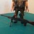 Playmobil Compatible Bren gun image