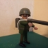 Playmobil Compatible Flammenwerfer 35 flamethrower image