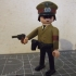 Playmobil Compatible Luger P08 Pistol primary image
